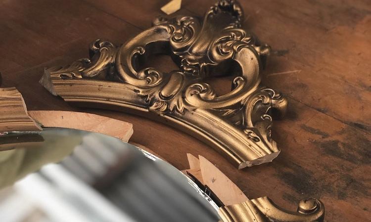 antiken Spiegel erkennen