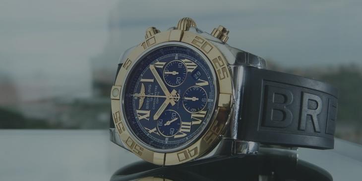 Breitling Uhr gebraucht Ankauf & Verkauf