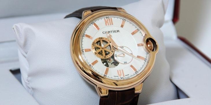 Cartier Uhr gebraucht Ankauf & Verkauf